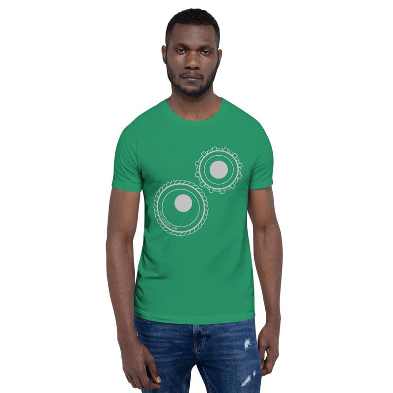 TablaMontreal Short-Sleeve Unisex T-Shirt