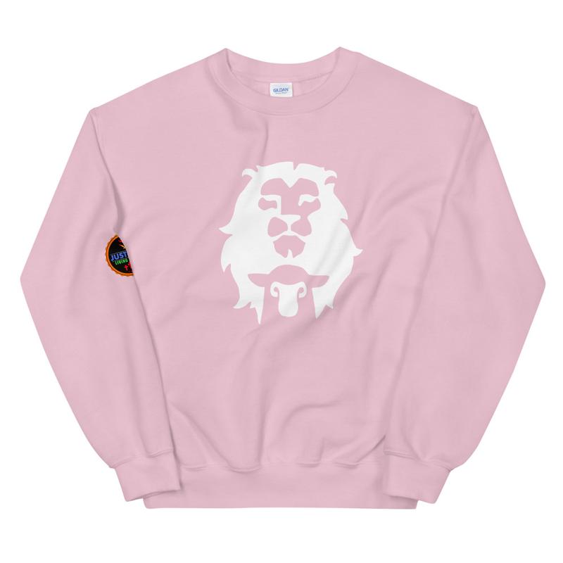 Lion & Lamb Unisex Sweatshirt