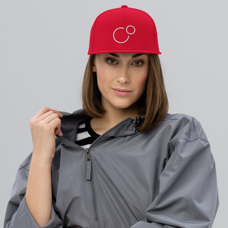Samantha Moon Snapback Hat