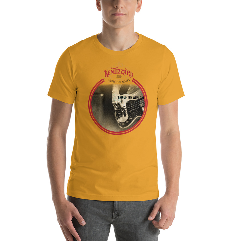 End Of The World - Loper Hand T Shirt
