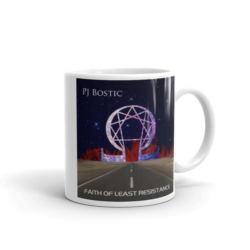 Faith of Least Resistance Mug