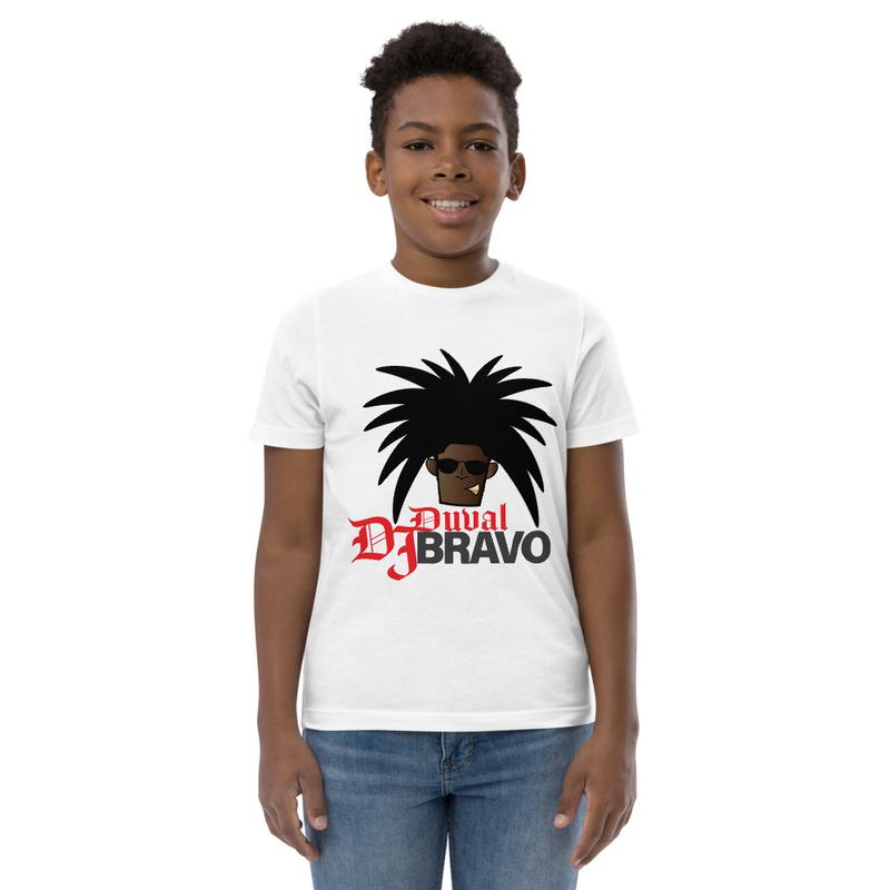 Duval DjBravo Youth jersey t-shirt