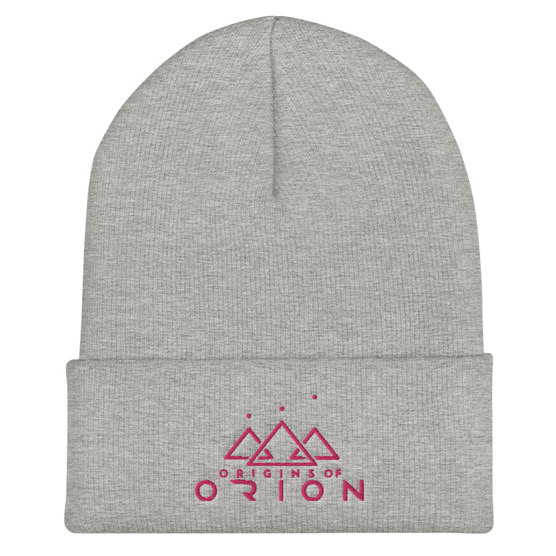 Origins of Orion Cuffed Beanie
