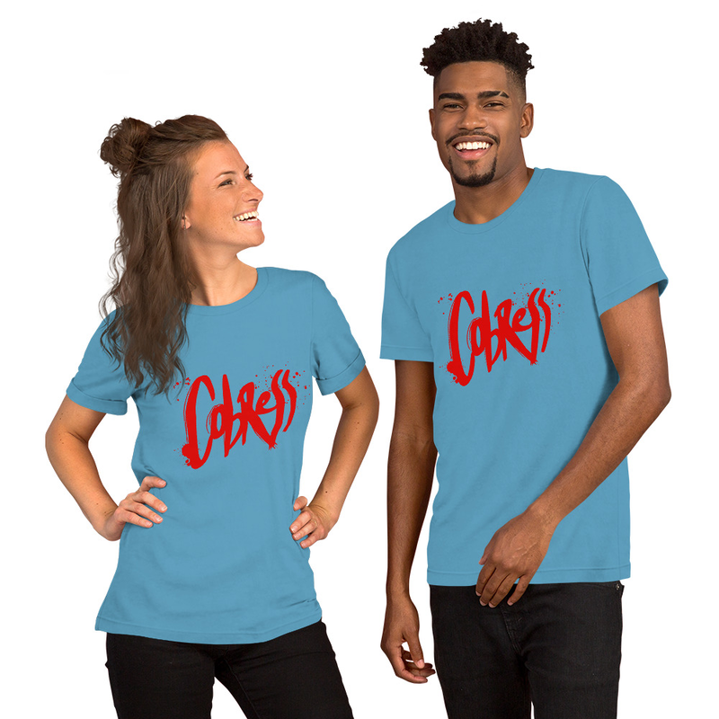 Red Logo: Pick Your Color Unisex T-Shirt
