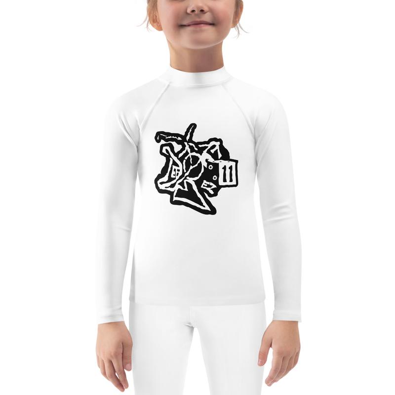 Kids Rash Guard DefBoyProductions LLC