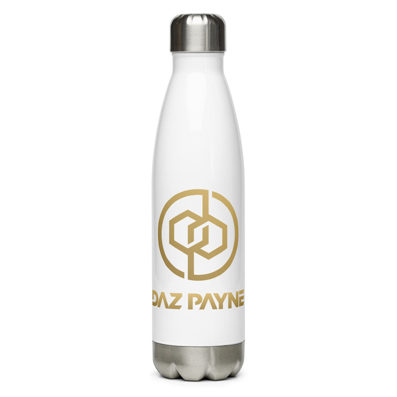 DP Logo Stainless Steel Water Bottle
