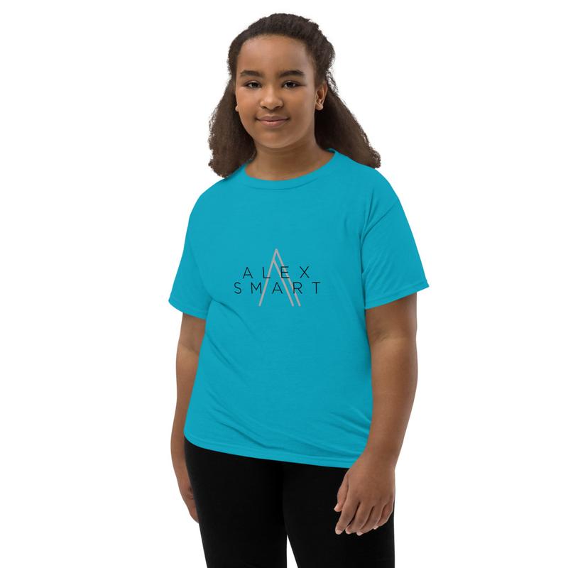 Youth Short Sleeve T-Shirt - dark logo