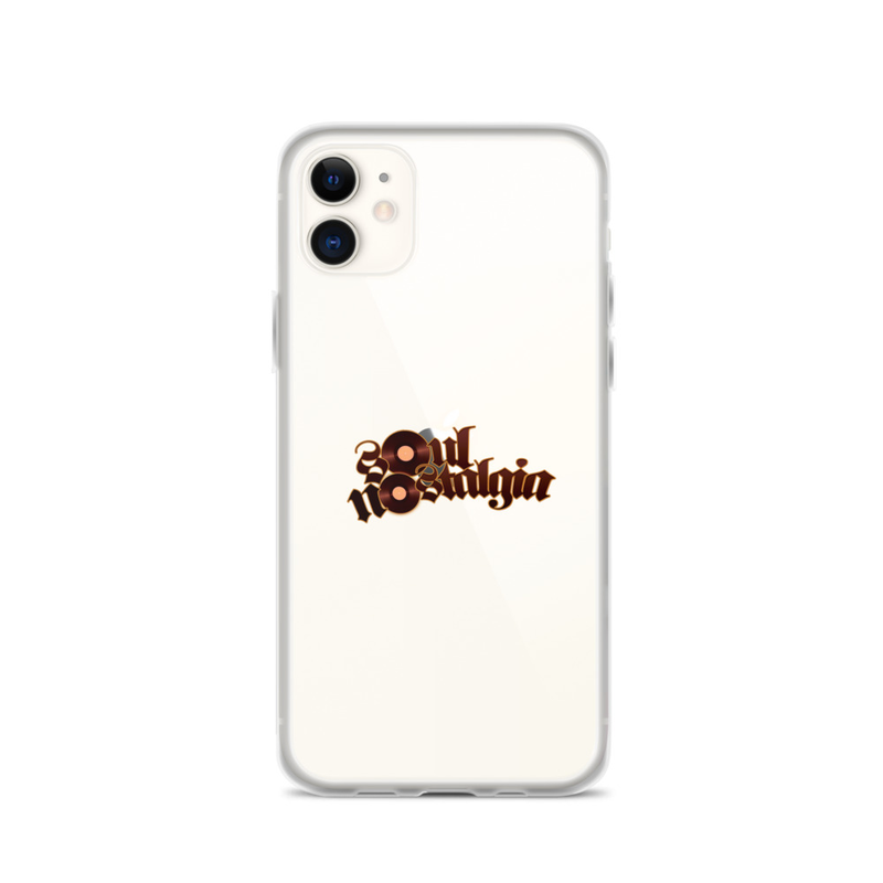 Soul Nostalgia iPhone Case