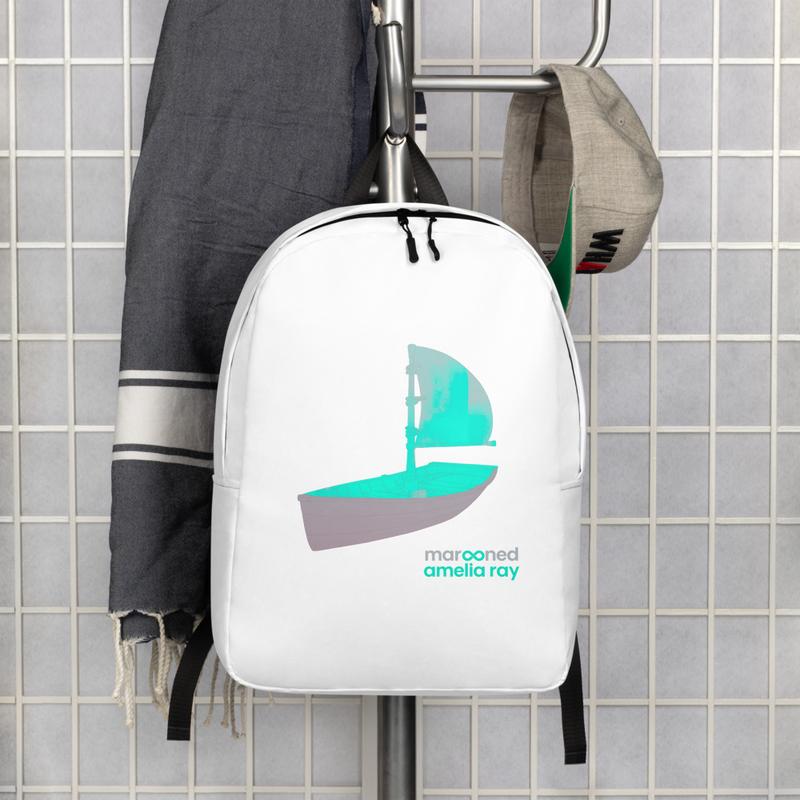 """""""Marooned"""" Minimalist Backpack"""