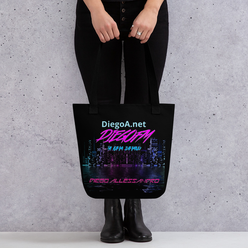 DiegoFM Fancy Tote bag