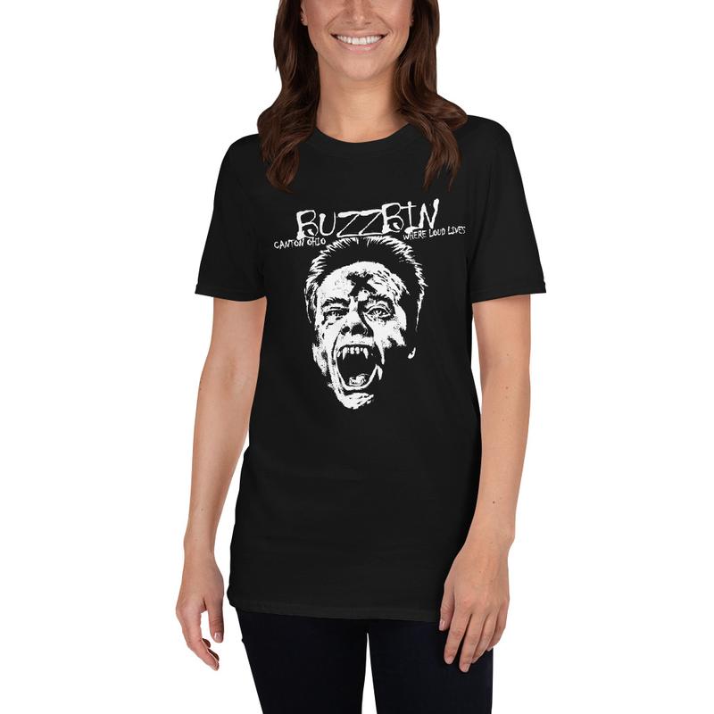 Buzzbin - Evil Short-Sleeve Unisex T-Shirt