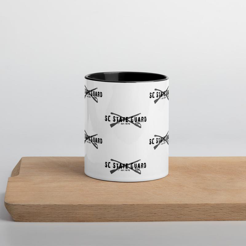 SCSG Mug Crossed
