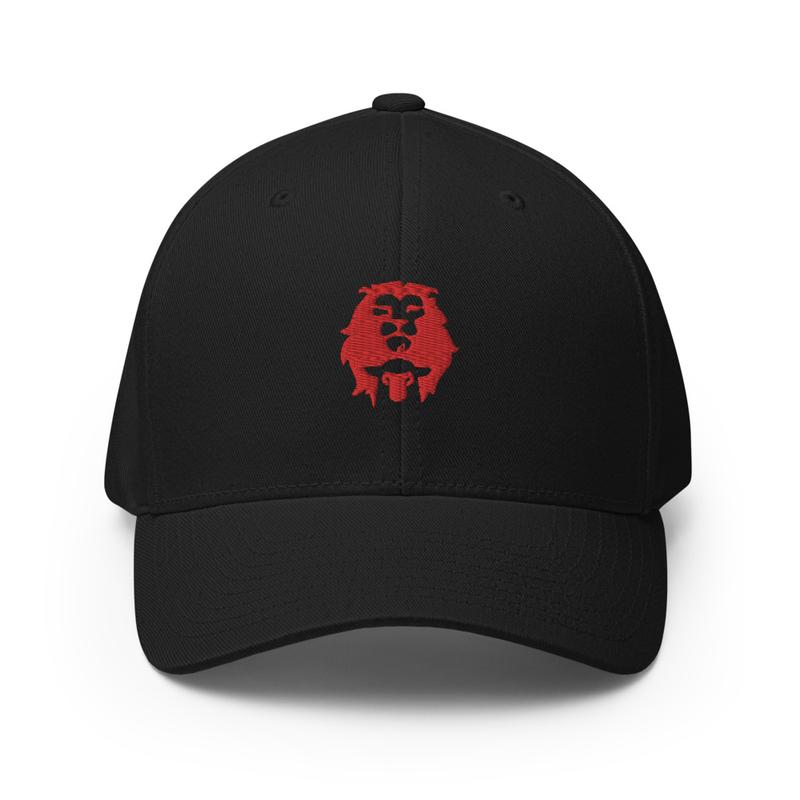 Lion & Lamb flexfit hats