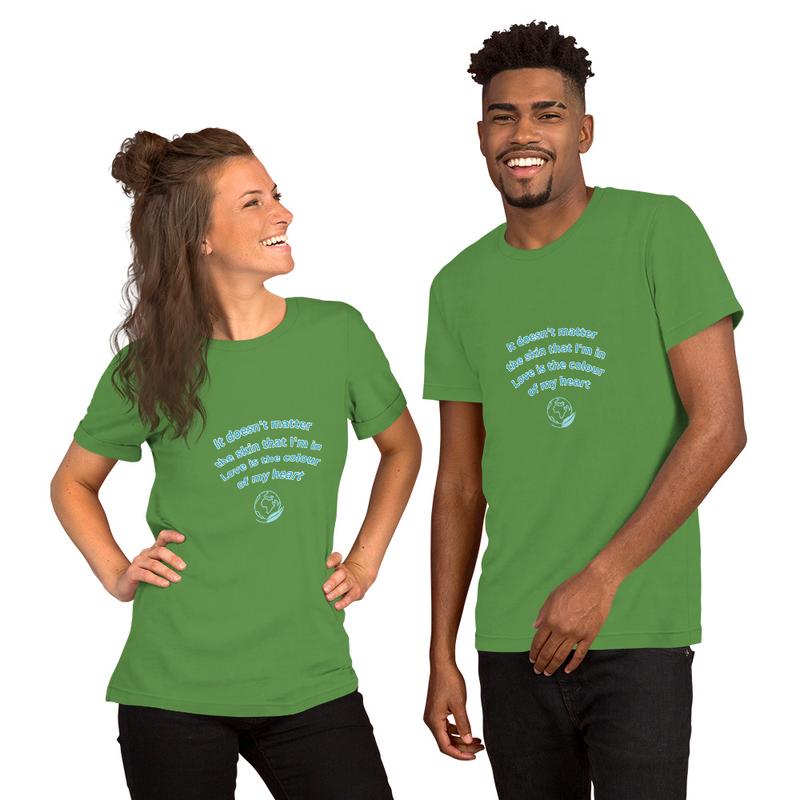 Love is the Colour Unisex T-Shirt