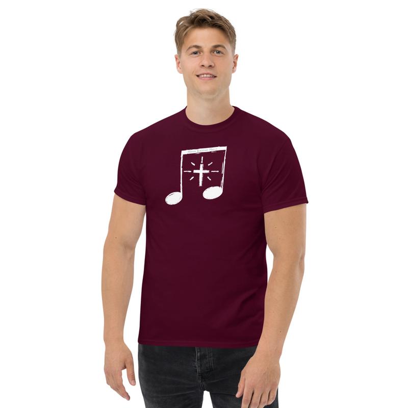 Heavyweight T-shirt | Gildan (white logo)