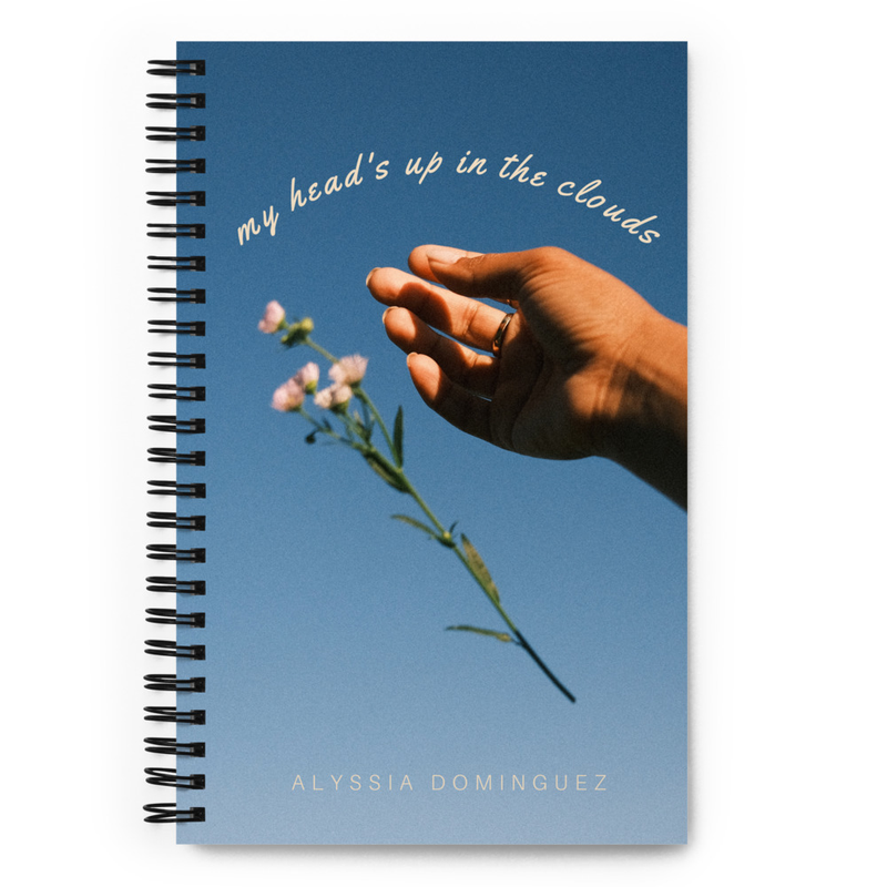 Out of the Blue Notebook