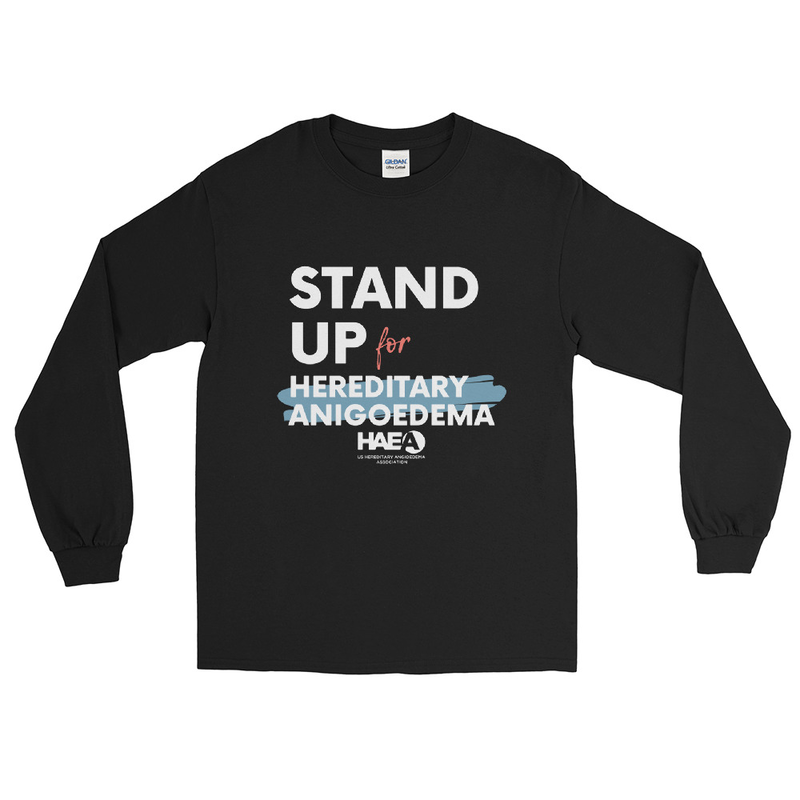 Apparel - Stand up for HAE Long Sleeve Shirt