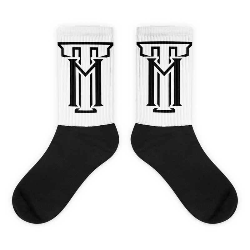 TM Logo Socks