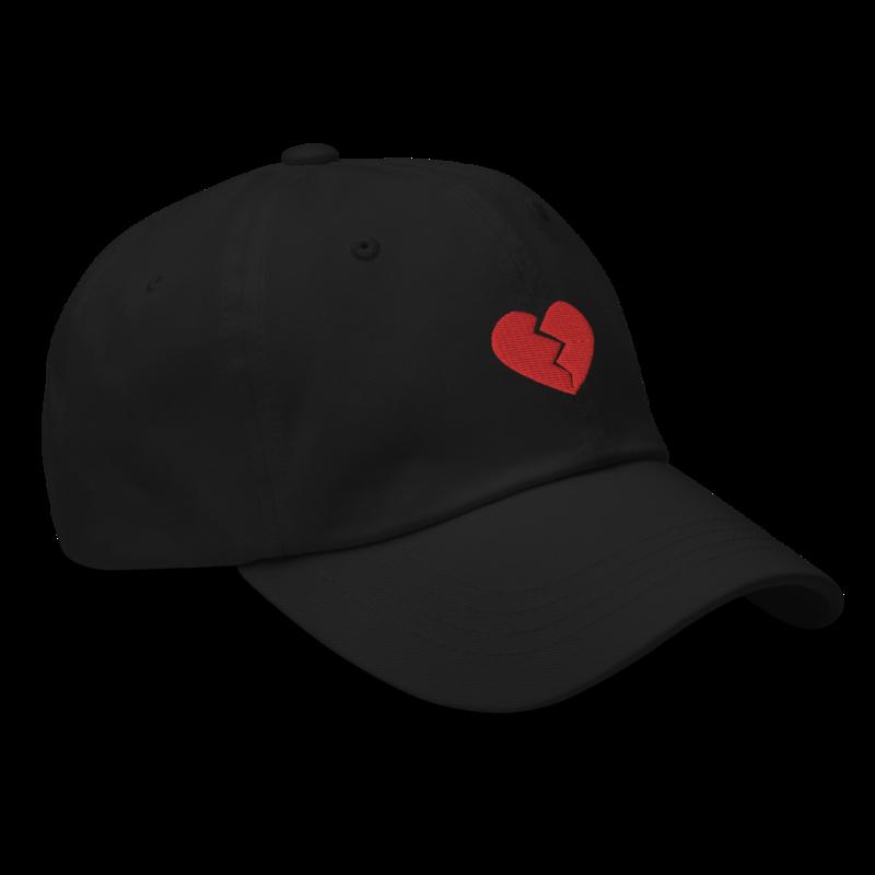Heartbreaker Dad Hat