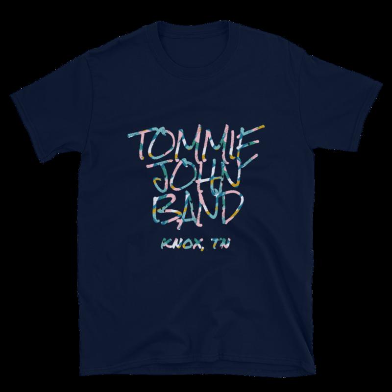 TJB Summer Print Tee