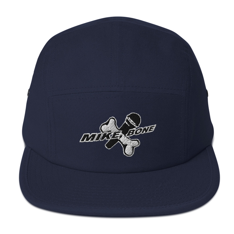 Mike Bone 3D emdroided Hat