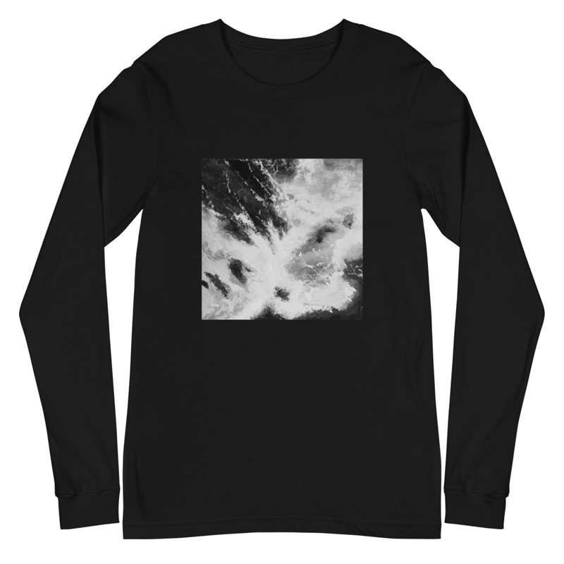 Long sleeve shirt: The Wind That Blew Through Battles