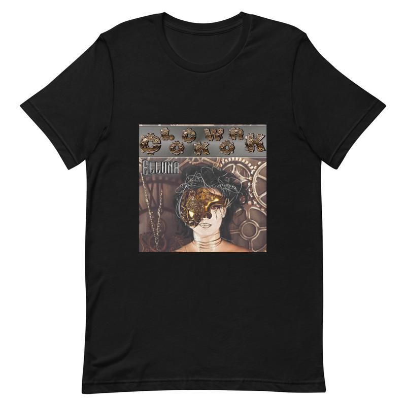 """Elluna """"Clockwork"""" [Black] T-Shirt"""