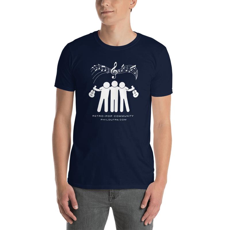 Men's Retro Pop Community T-Shirt