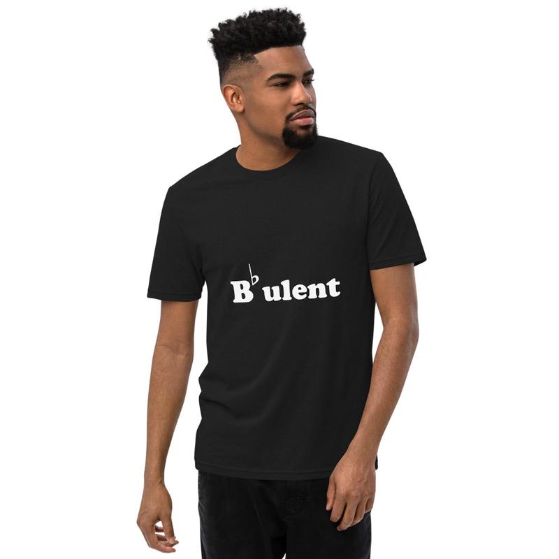 B-flatulent - Unisex recycled t-shirt