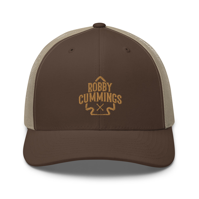 Robby Cummings Arrow Trucker Cap