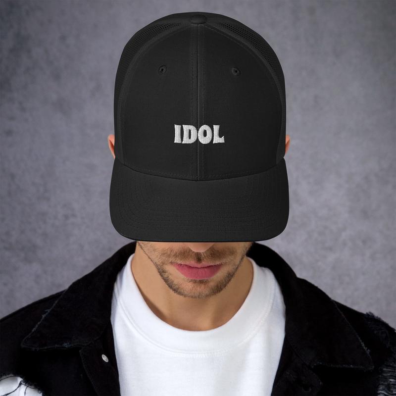 'Idol' Trucker Cap