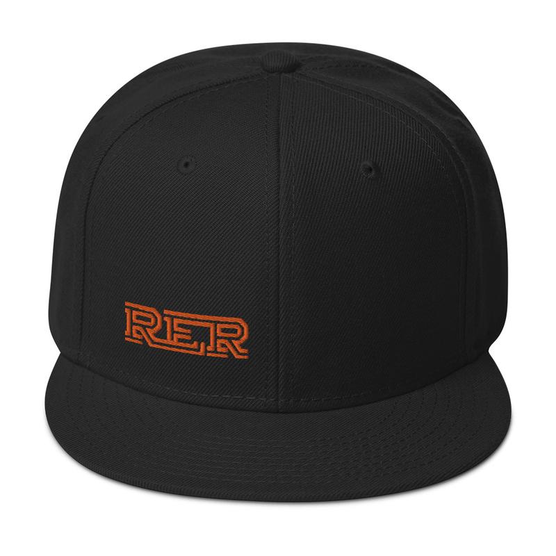 Rer Snapback Hat