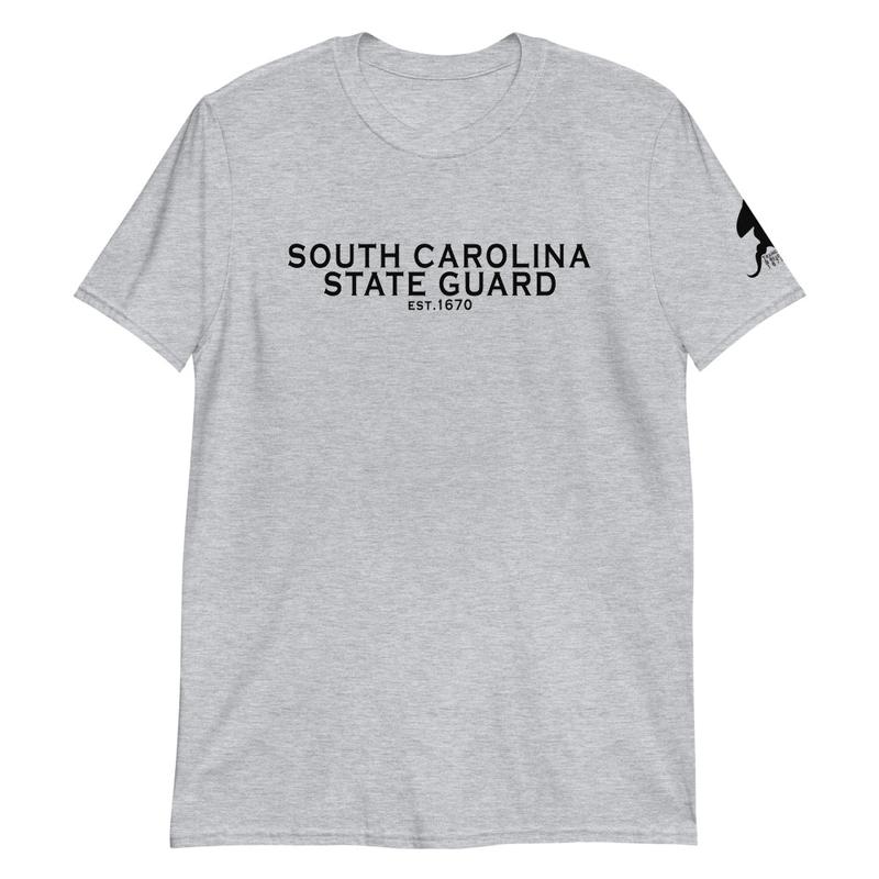 SCSG - BASIC W/G - Short-Sleeve Unisex T-Shirt