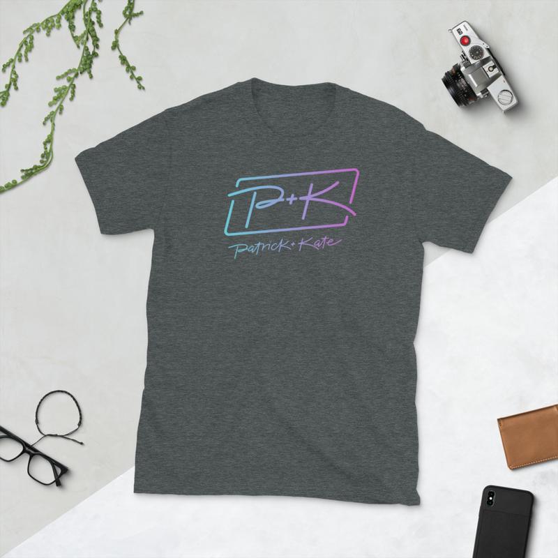 PK Short-Sleeve Unisex T-Shirt (Basic)