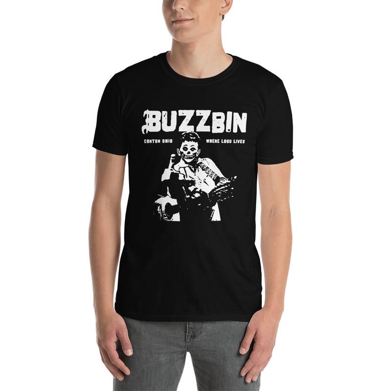 Buzzbin - MadCashMisfit Short-Sleeve Unisex T-Shirt