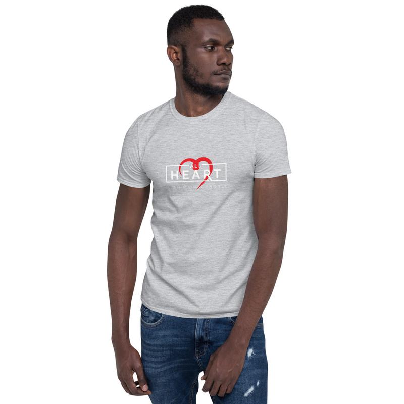 All Heart with Paul Cardall Short-Sleeve Unisex T-Shirt