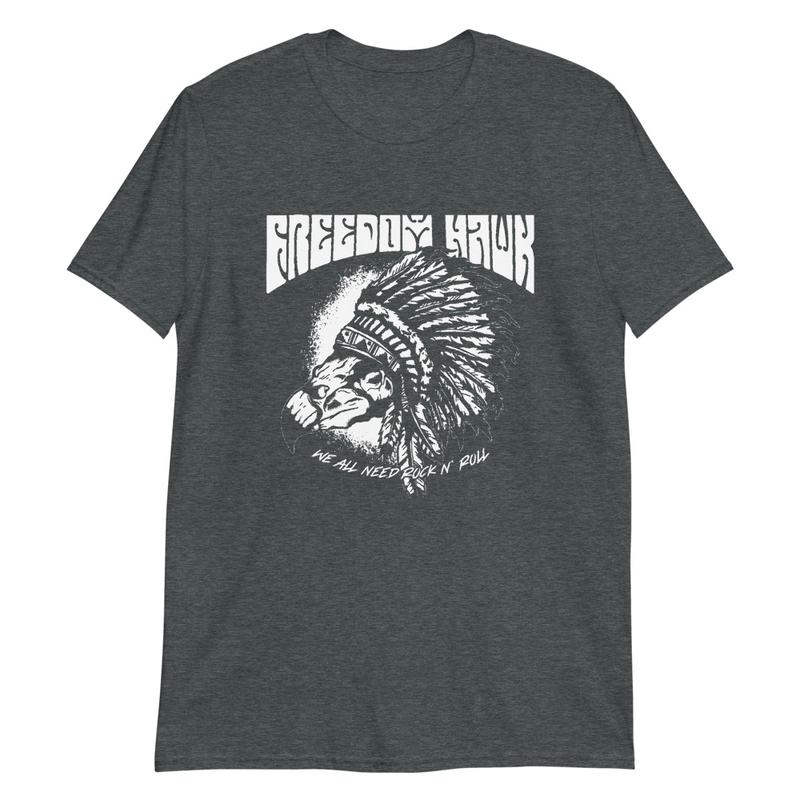 We All Need Rock n Roll - Short-Sleeve Unisex T-Shirt