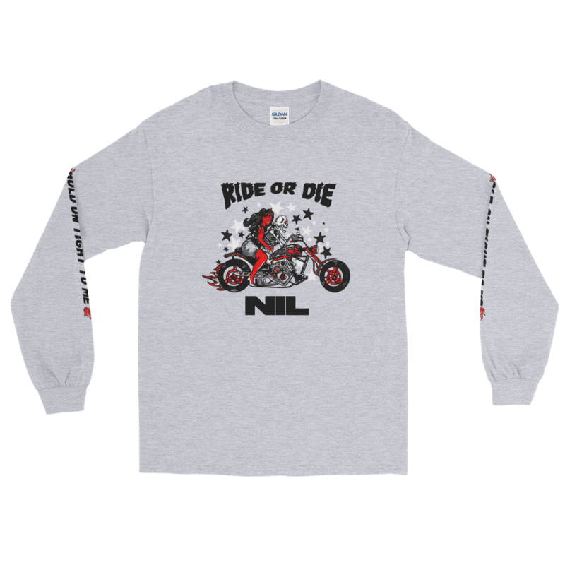 Ride Or Die Long Sleeve