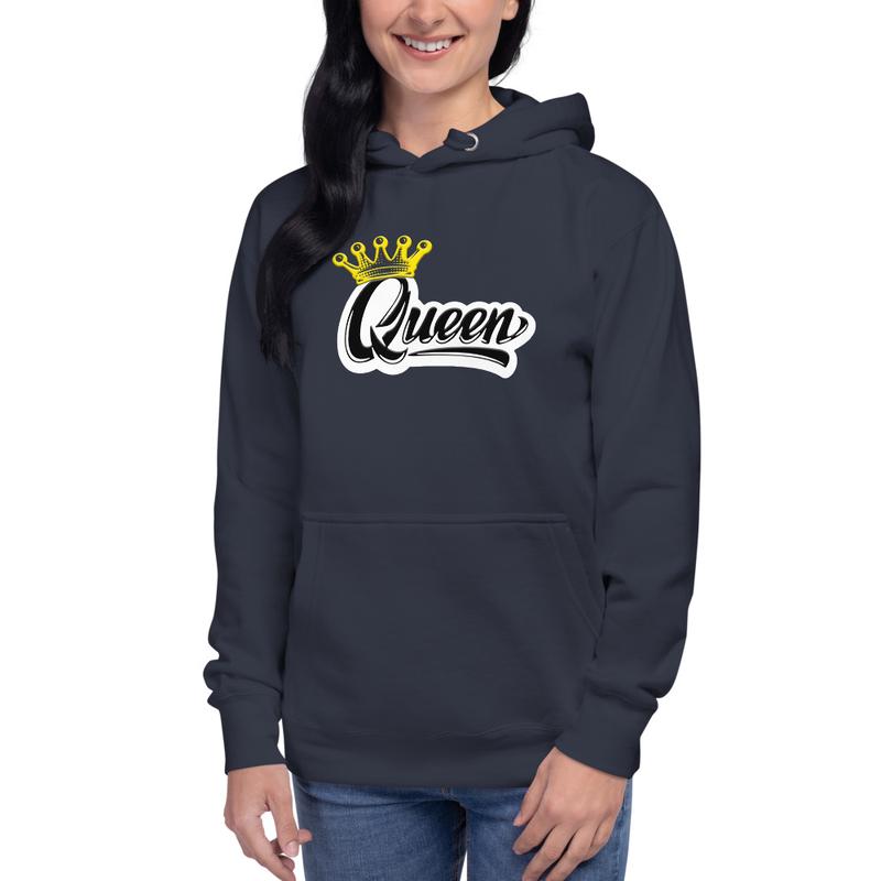 Queen (Unisex Hoodie)