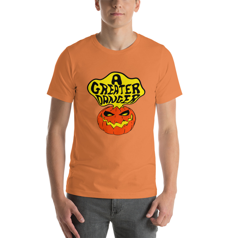 Jack-O-Lantern AGD Yellow