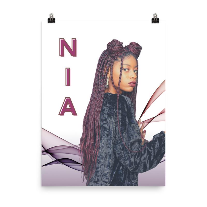 'Nia' Poster