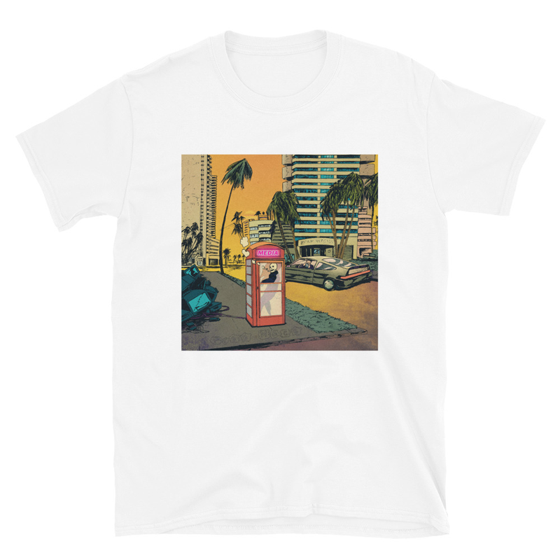 Media Unisex T-Shirt