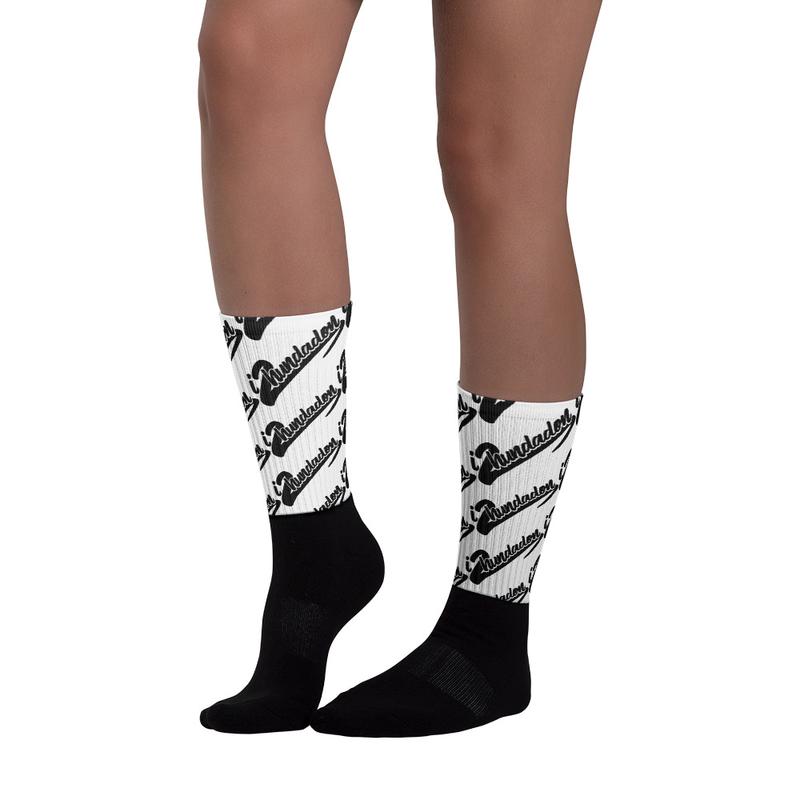 i2hunDaDon Socks