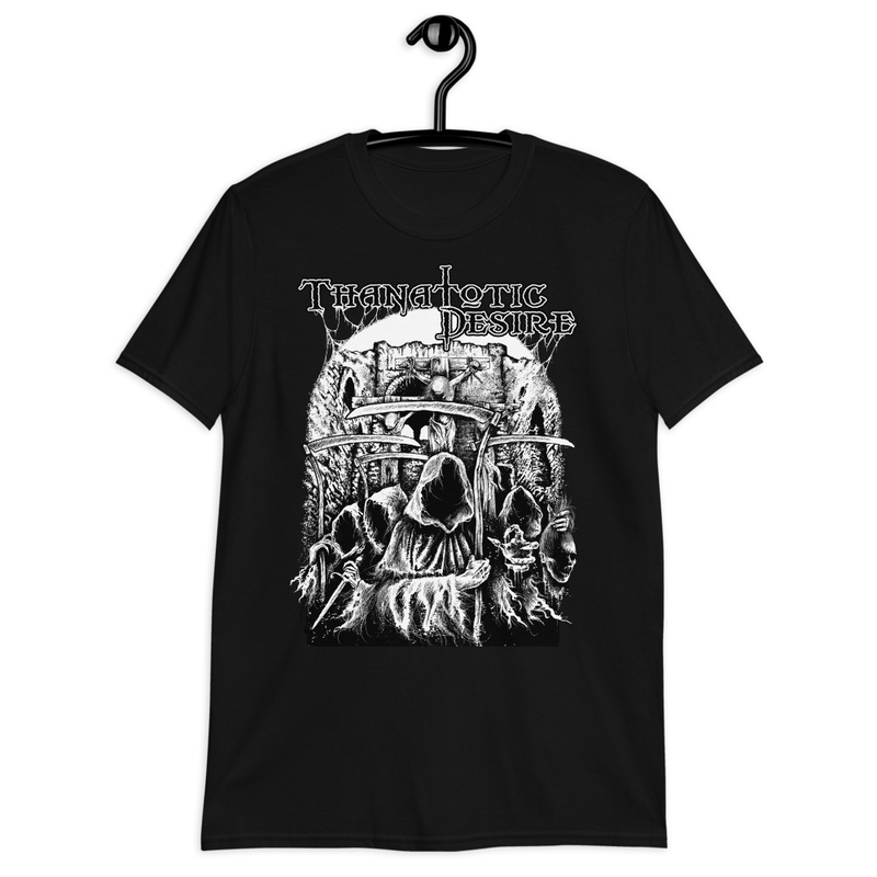 Knights of Nocturne Short-Sleeve Unisex T-Shirt