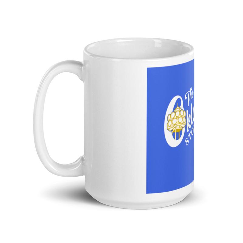 The Oklahoma Storyteller Mug