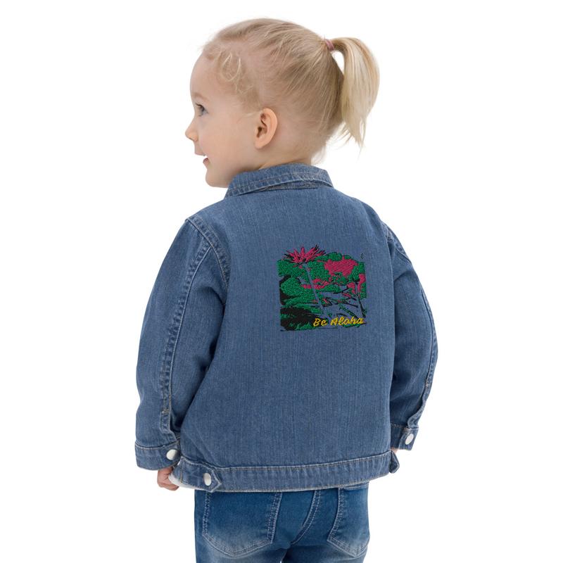 Be Aloha - Baby Organic Jacket