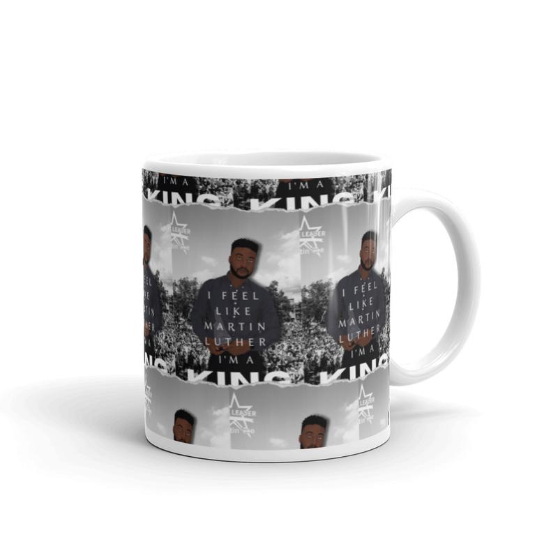 Glossy Civic Leader Mug
