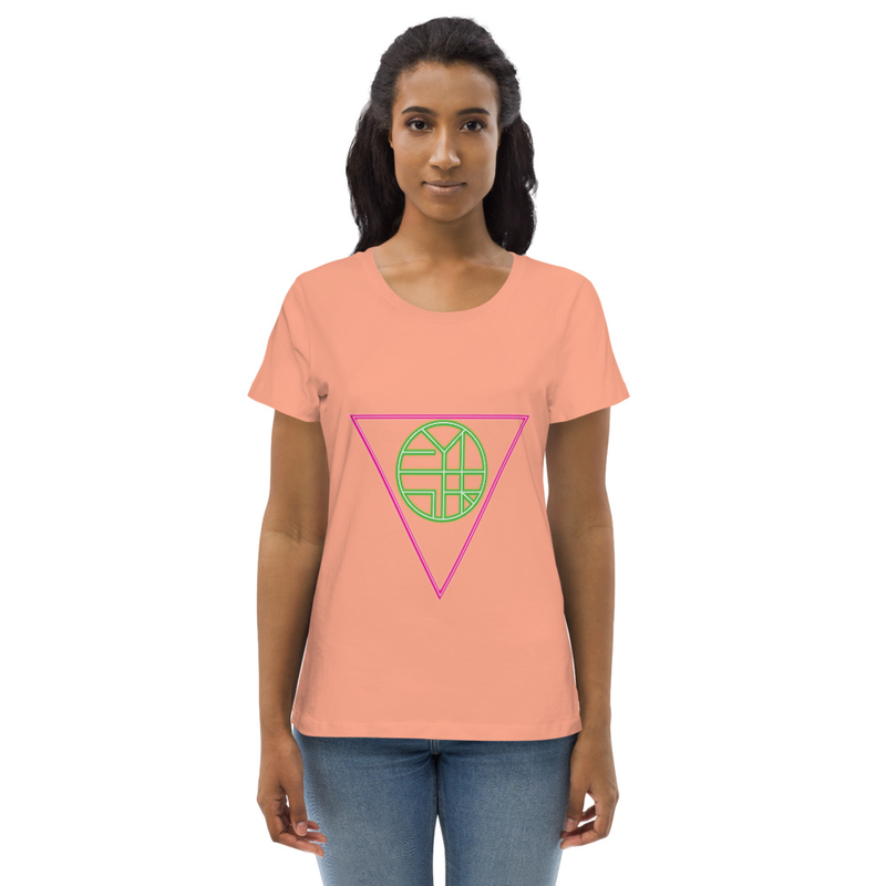 FYDStar Sweetness Women's fitted eco tee