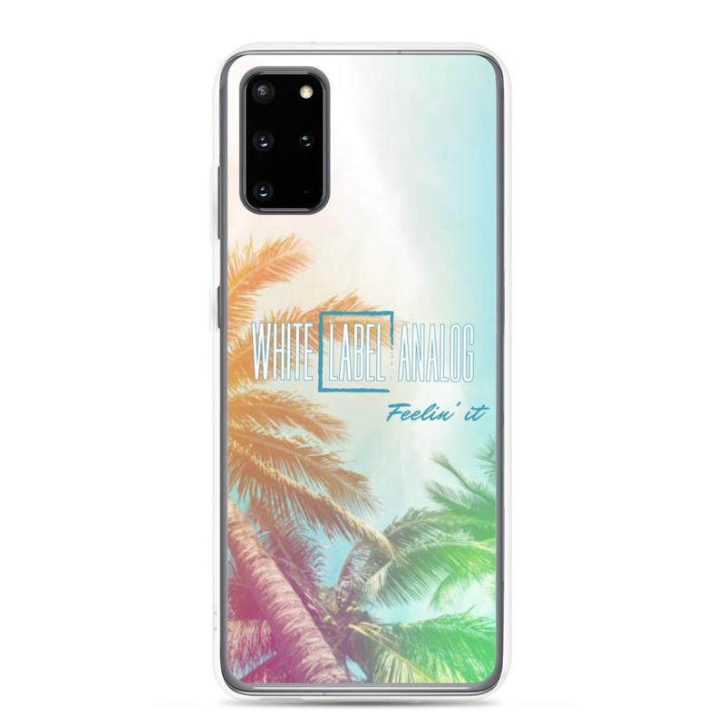 WLA Feelin' it - Samsung Phone Case (Horizontal Logo)