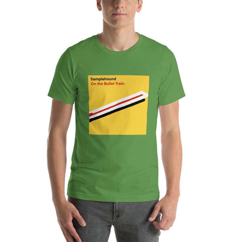 Unisex T-Shirt - On the Bullet Train
